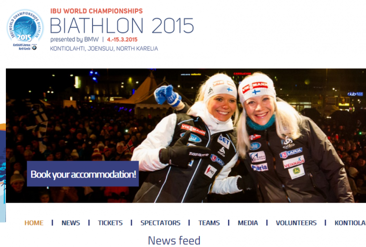 SET Group supports Finnish Biathlon
